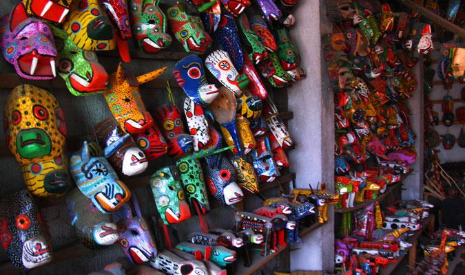 El Salvador Traditional Crafts